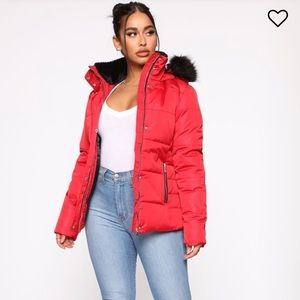 Puffy Fashion Nova winter coat